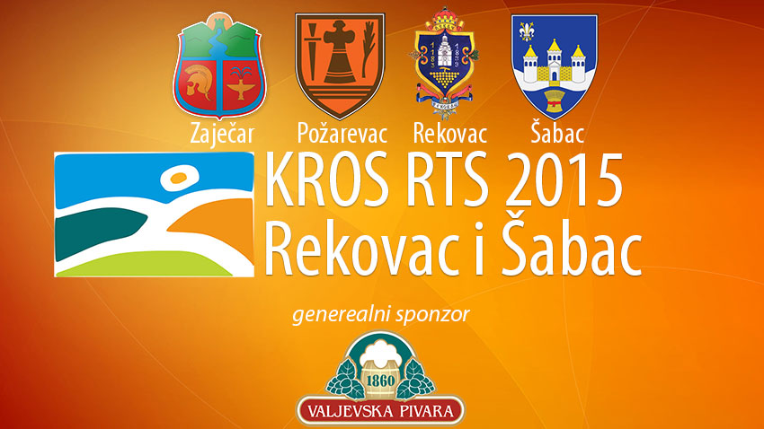 Reportaža KROS RTS Rekovac i Šabac
