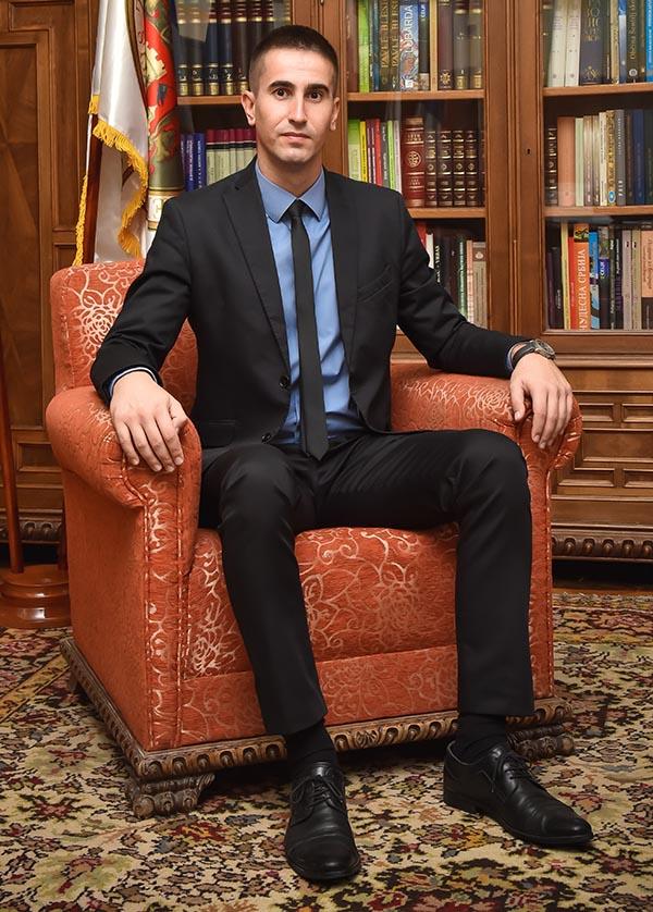 Antonio Ratković, gradonačelnik Sombora