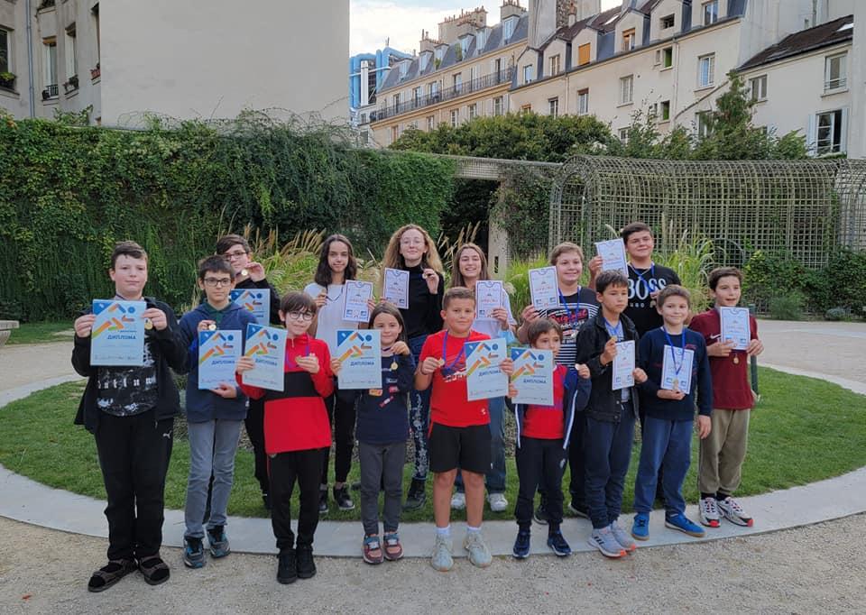 KROS RTS-A U PARIZU
